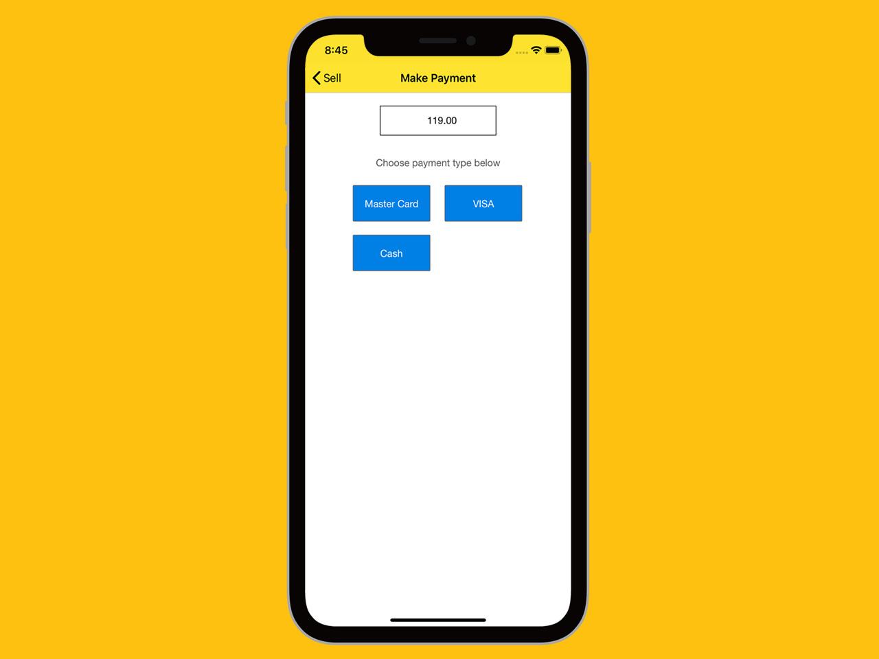 POS Days - iOS POS System
